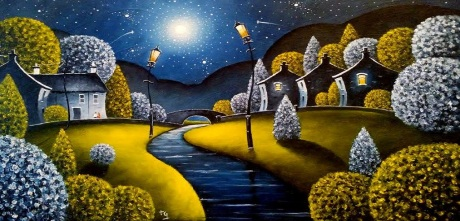 Tony Gittins - Moon River