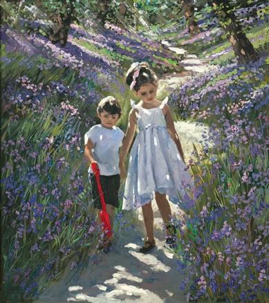 Sherree-Valentine-Daines-bluebell-walk-board