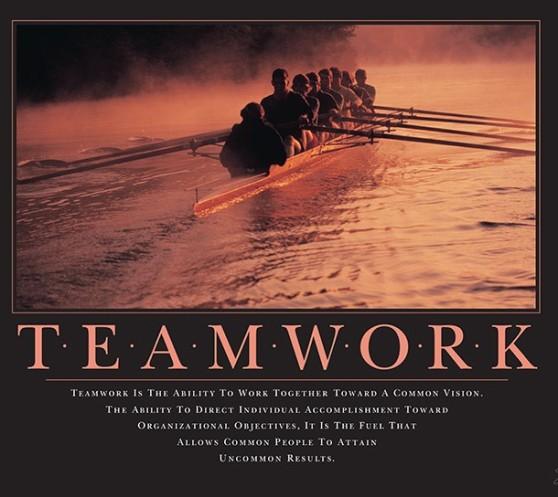 teamwork-poster