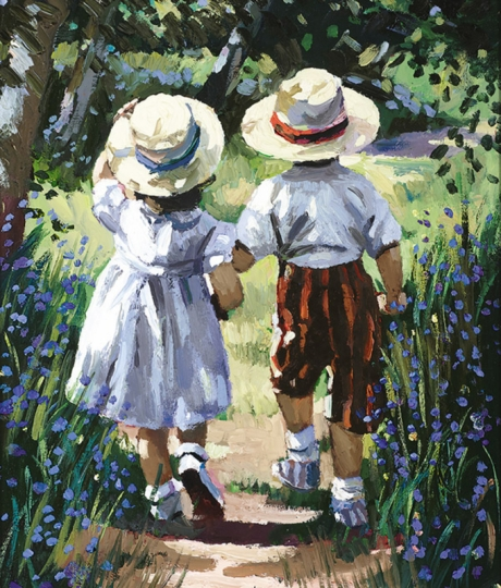 Sherree Valentine Daines limited edition print