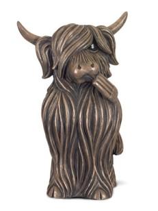 Jennifer Hogwood Fab bronze sculpture