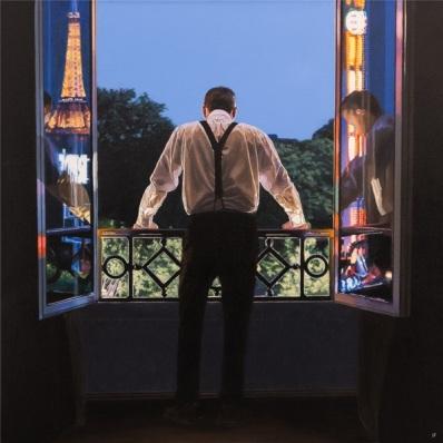Iain Faulkner Paris 7.48pm