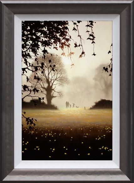 John Waterhouse Good Life framed